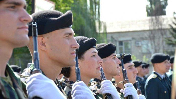 Academia Militară Alexandru cel Bun a dat strat concursului de admitere pentru anul de studii 2019-2020