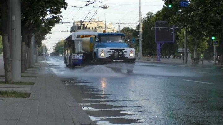 Acțiuni suplimentare de minimalizare a impactului caniculei asupra cetățenilor (VIDEO)