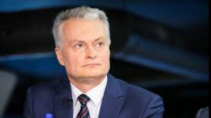 Noul preşedinte lituanian a depus jurământul, promiţând un stat mai social