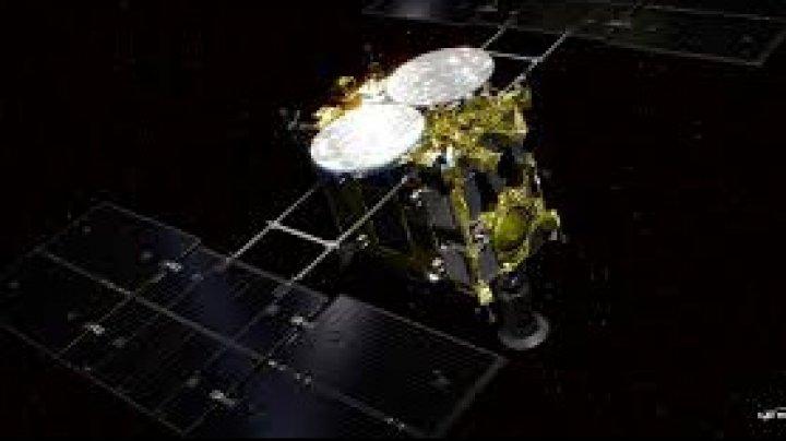 Sonda spaţială Hayabusa2, pregătită de punctul culminant al misiunii sale