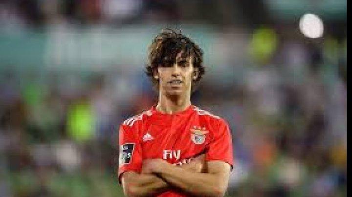 JOAO FELIX VA JUCA LA ATLETICO. Madrilenii l-au achiziţionat pe portughez de la Benfica