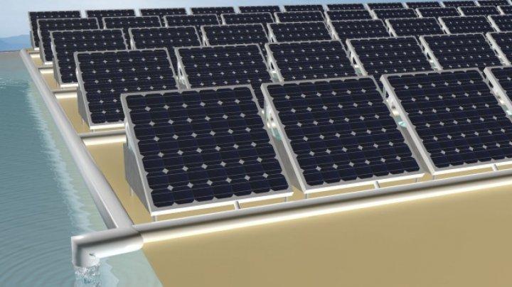 Un nou tip de panou fotovoltaic poate genera electricitate şi apă potabilă în acelaşi timp