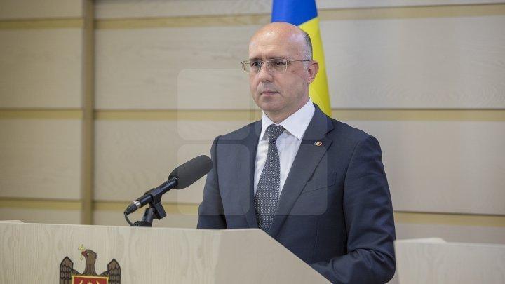 Pavel Filip s-a retras de la conducerea fracțiunii parlamentare a PDM