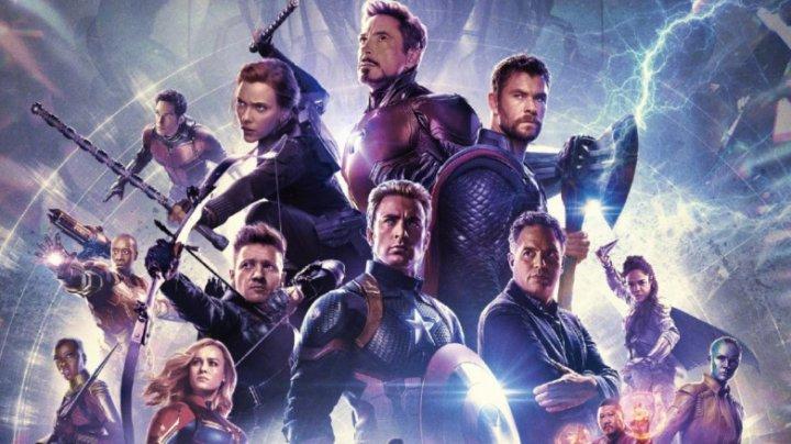 Avengers: Endgame a avut încasări de 2 miliarde 790 milioane de dolari de la lansarea sa în luna aprilie