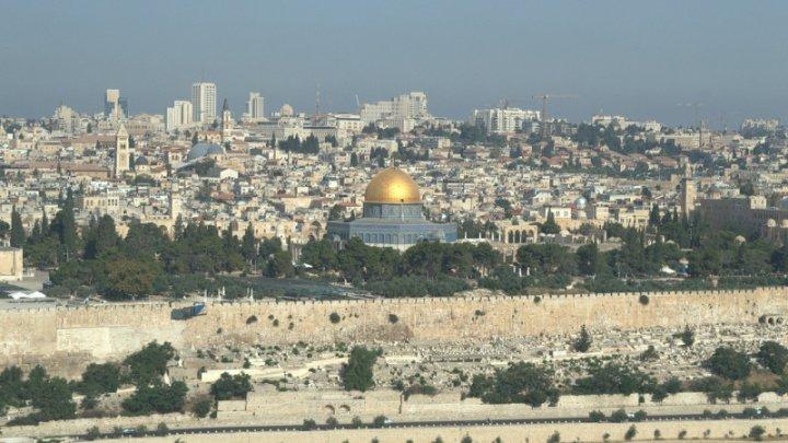 Forțele israeliene au început să demoleze așezările palestiniene de la marginea Ierusalimului