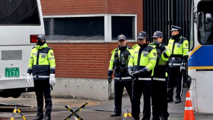 Un sud-coreean şi-a dat foc în faţa ambasadei Japoniei la Seul