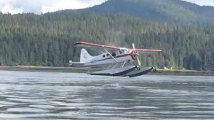 Trei persoane au murit după ce un hidroavion s-a prăbuşit în Canada