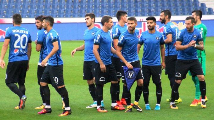 Viitorul Constanţa a cucerit în premieră Supercupa României. Elevii lui Gheorghe Hagi s-au impus la Ploieşti cu 1-0