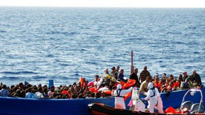 TRAGEDIE în Marea Mediterană: Peste 100 de imigranţi au murit în urma unui naufragiu