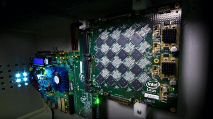 Intel a dezvoltat un procesor care imită creierul organismelor vii
