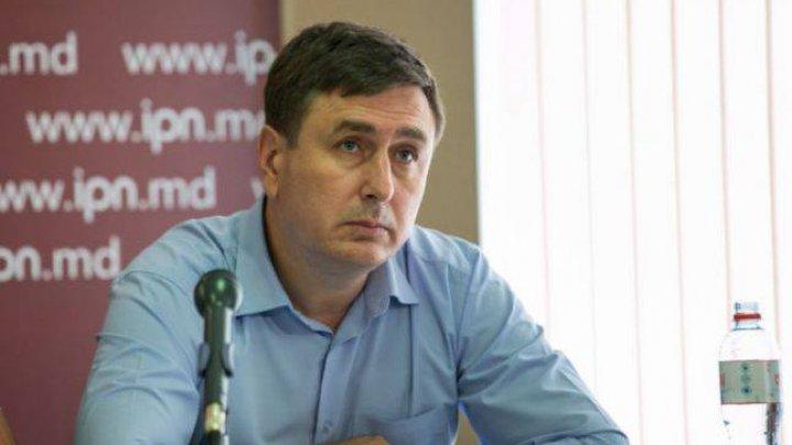 Veaceslav Ioniță EXPLICĂ de ce este ILEGAL concursul pentru funcţia de procuror general interimar anunţat de Parlament