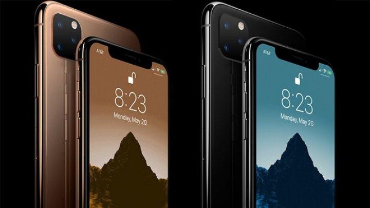 VESTE BOMBĂ! Apple va lansa patru iPhone-uri în 2020