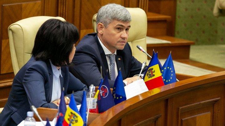 Alexandru Jizdan a cerut audierea ministrului Năstase într-un caz de ameninţare a preşedintelui raionului Aneni Noi