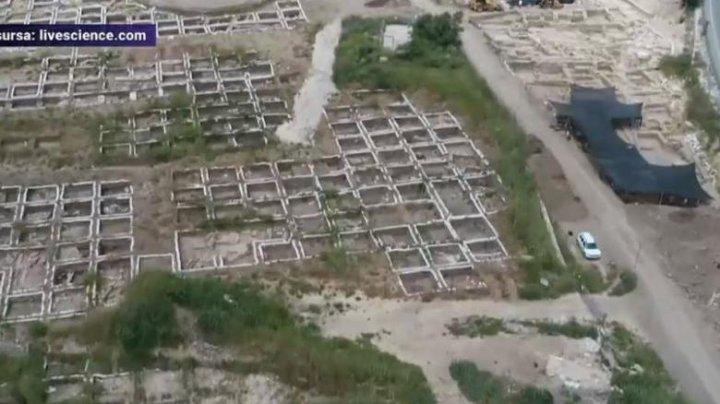 O așezare veche de aproape 10.000 de ani a fost descoperită lângă Ierusalim
