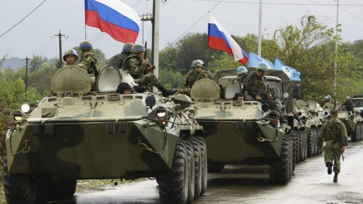 Oficiali ucraineni: Rusia ar dori să vadă Ucraina federalizată. E important pentru noi ca Moldova să fie unificată