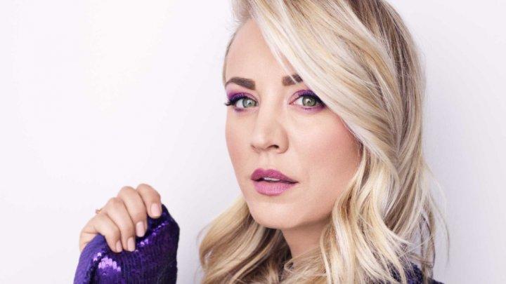 Actriţa americană Kaley Cuoco va juca în serialul de acţiune 'The Flight Attendant