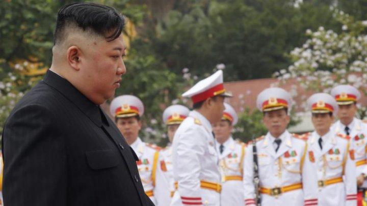 Kim Jong Un l-a omagiat pe bunicul său, la 25 de ani de la moartea acestuia