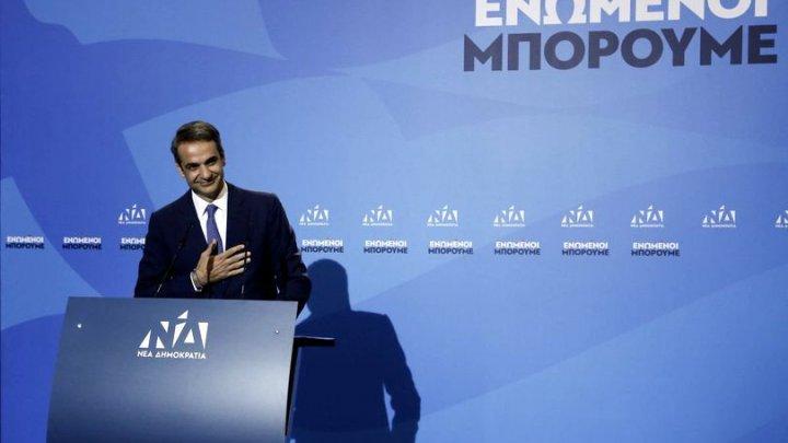 Cine este Kyriakos Mitsotakis, viitorul premier al Greciei
