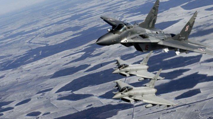 """Marea Neagră fierbe. Rusia a interceptat un """"avion secret"""" al armatei SUA"""