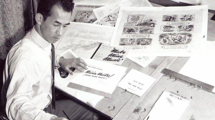 Milton Quon, unul dintre desenatorii de la Diseny, A MURIT la vârstă de 105