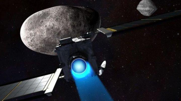 NASA şi ESA lucrează la arma care să apere Pământul de coliziunea cu un asteroid