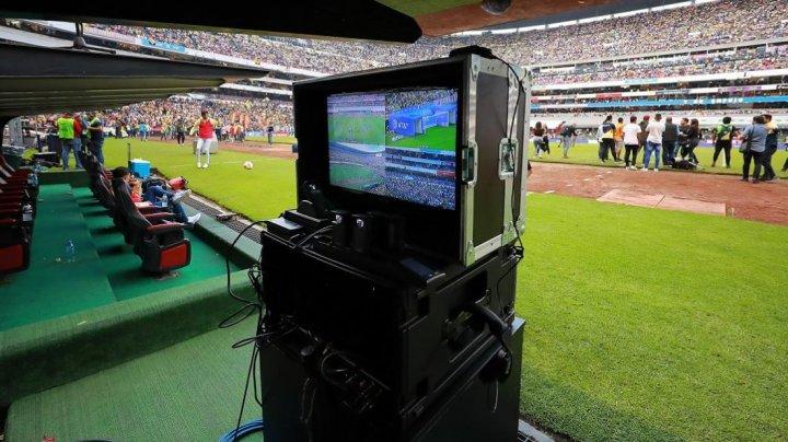 Sistemul de arbitraj video va fi utilizat şi în România