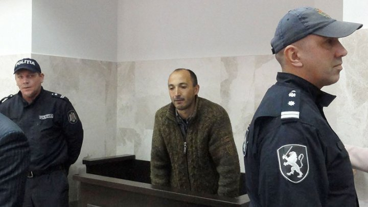 Gheorghe Petic, condamnat pentru viol, a fost eliberat din închisoare