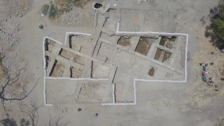 """Descoperire majoră în Israel. A fost găsită """"Biserica apostolilor"""", construită peste casa Sf. Petru"""