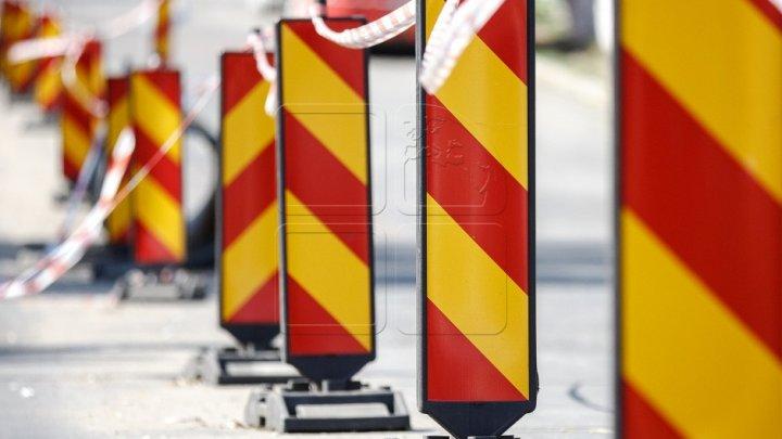 ATENŢIE! Va fi suspendat traficul rutier pe strada Nicolae Testemițanu