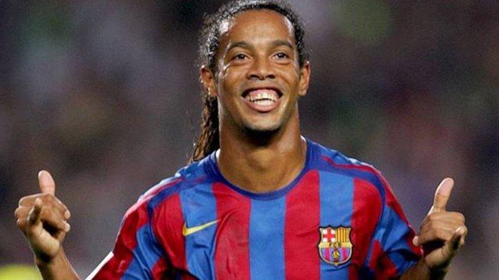 Justiţia braziliană a confiscat paşapoartele lui Ronaldinho. Care este motivul