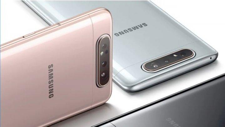 Samsung Galaxy A90 va avea şi versiune 5G. Ce alte specificaţii aduce noul model
