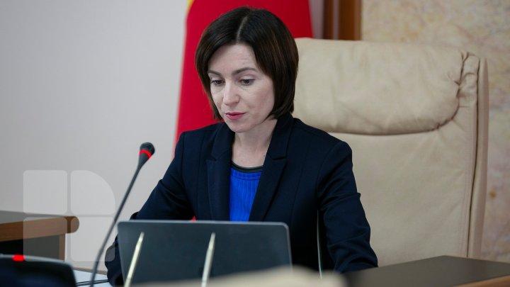 Maia Sandu recunoaşte că promovarea cumetrilor în funcţii din instituţiile statului afectează dezvoltarea ţării