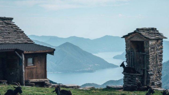 Case înconjurate de păduri şi cu privelişti extraordinare, scoase la vânzare cu doar 1 dolar, într-un sat din Elveţia.  Care sunt condiţiile