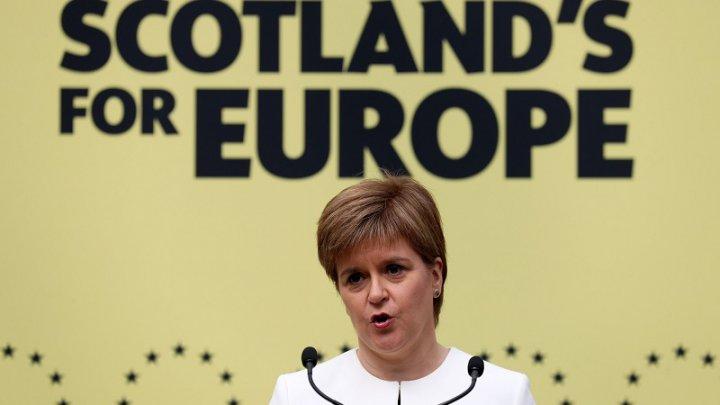 Scoția pregătește un referendum pentru independență