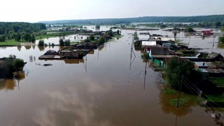 Inundaţiile şi alunecările de teren provocate de ploile musonice, soldate cu cel puţin 180 de morţi în Asia de Sud