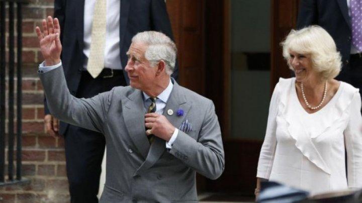 Camilla, soţia prinţului Charles, a împlinit 72 de ani