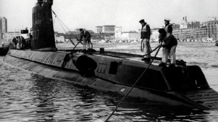 Submarinul francez La Minerve, dat dispărut în urmă cu 50 de ani, a fost găsit