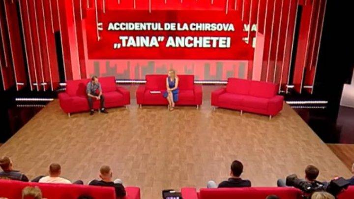TAINA ANCHETEI la Vorbește Moldova. Detalii despre tragicul accident de la Chirsova (PROMO)