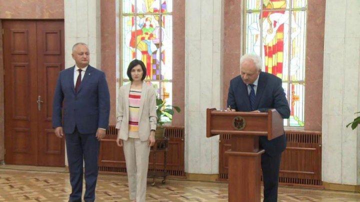 Anatolie Chirilov: Vicepremier din guvernul Sandu vindea paşapoarte diplomatice celor care nu aveau dreptul să le primească
