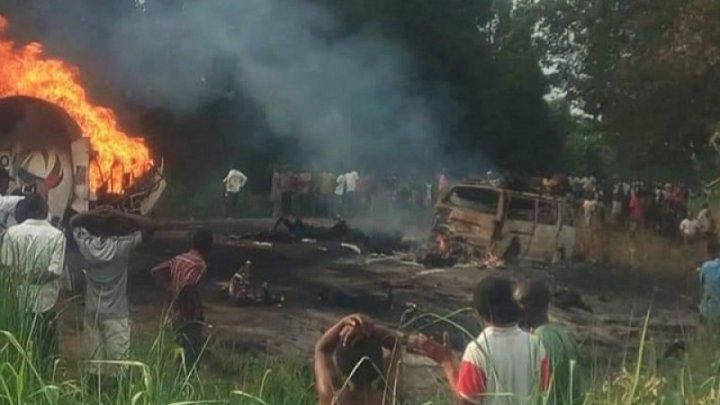 Explozie în Nigeria: Cel puţin 50 de persoane au murit şi alte 101 au fost rănite