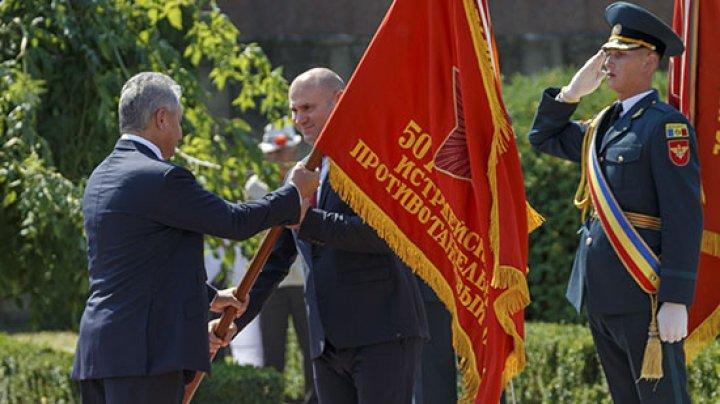 Şoigu la Chişinău: Trebuie să pregătim cât mai urgent un ACORD DE COLABORARE pentru următorii TREI ANI