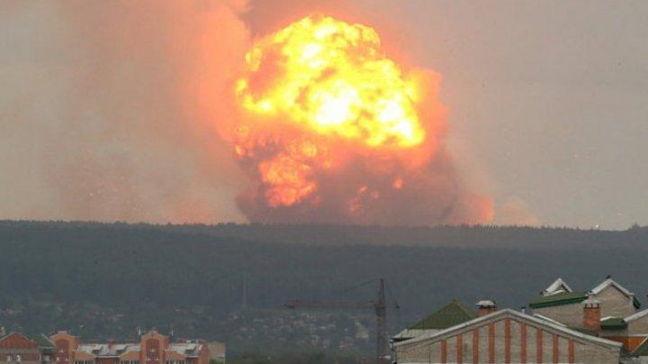 Adevărul sumbru despre explozia nucleară din Rusia