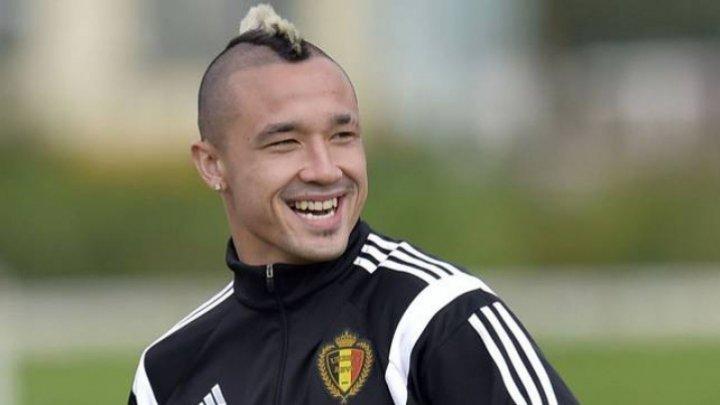NINJA A REVENIT ACASĂ. Naingollan a semnat un contract pe un an cu Cagliari