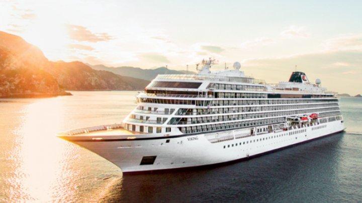 Imagini de la bordul navei care va efectua croaziera mondială supremă. Cât costă călătoria (VIDEO)