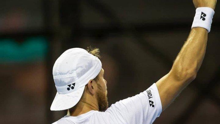 Radu Albot s-a calificat în semifinalele turneului ATP de la Los Cabos (FOTO)