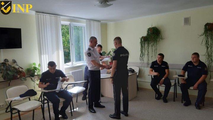 """Patru absolvenți ai Academiei de Poliție """"Ștefan cel Mare"""", angajați în cadrul INP"""