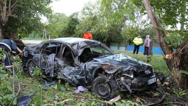 ACCIDENTUL TERIBIL de la Edineţ: Şoferul a murit pe patul de spital