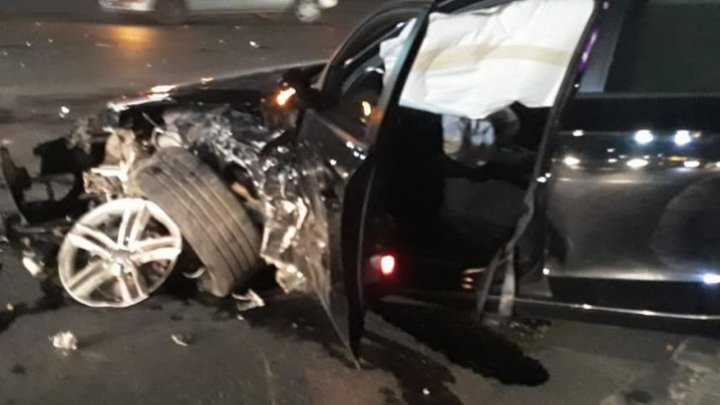 Weekend negru în Moldova. 27 de accidente, un om mort şi 35 de persoane rănite
