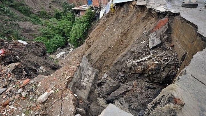 Alunecare de teren în Myanmar: Bilanţul morţilor a urcat la 53