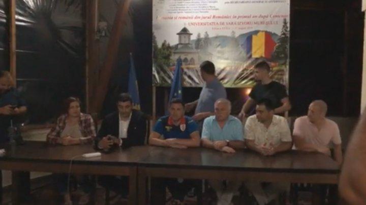 Mai multe asociații unioniste condamnă acțiunile lui Igor Dodon de pe 24 august